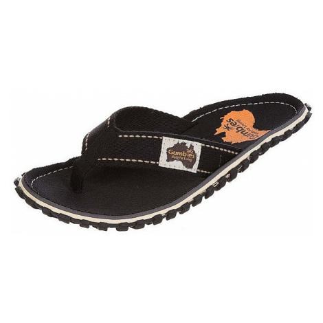 flip flops Gumbies Islander - Black