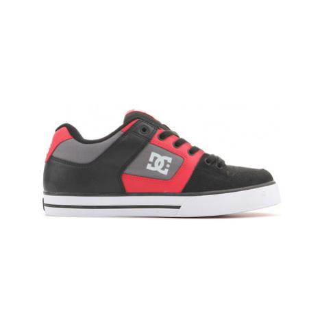 DC Shoes DC Pure 300660-BAT women's Skate Shoes (Trainers) in Multicolour