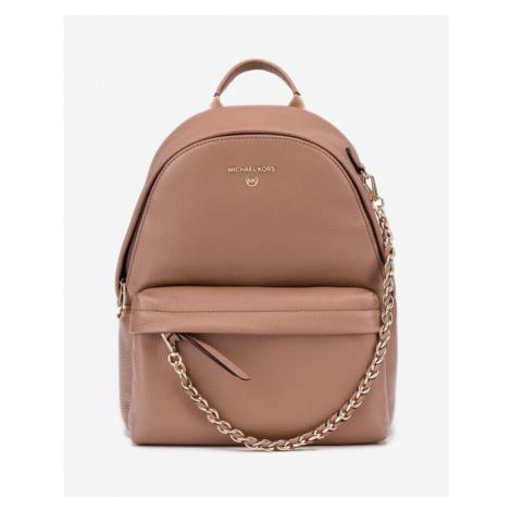Michael Kors Slater Medium Backpack Brown