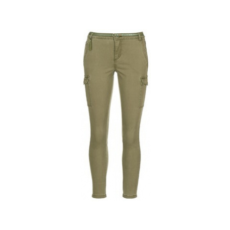 Only COLE women's Trousers in Kaki