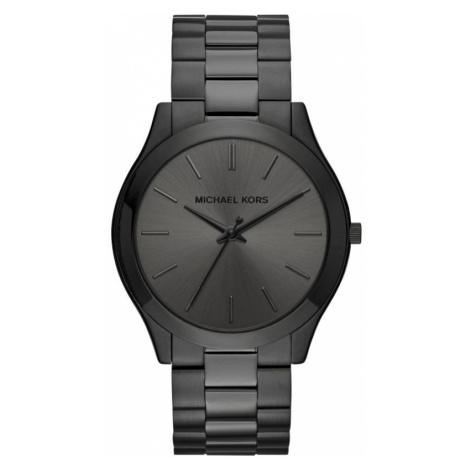 Mens Michael Kors Slim Runway Watch