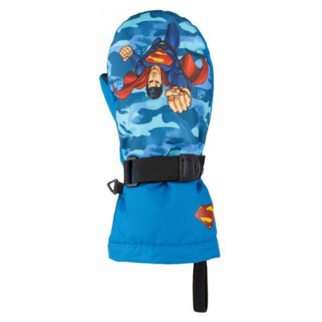 Warner Bros KIDS' GLOVES blue - Kids' winter gloves