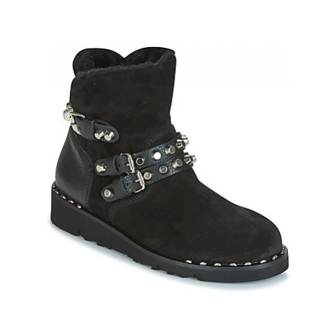 Mimmu MARGIE women's Snow boots in Black