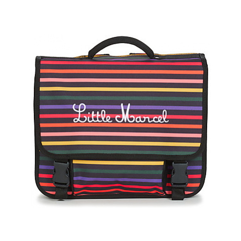 Little Marcel CARAMEL girls's Briefcase in Multicolour