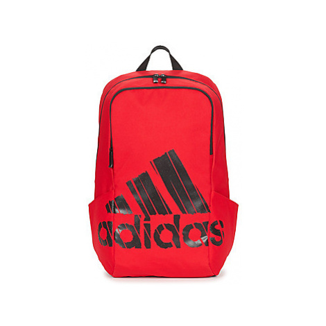 Adidas PARKHOOD BOS men's Backpack in Red