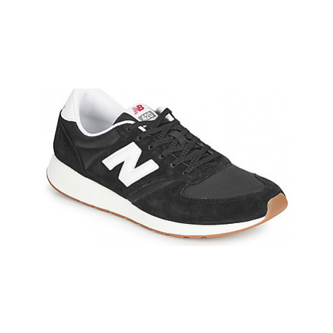 New Balance 420 men's Shoes (Trainers) in Black