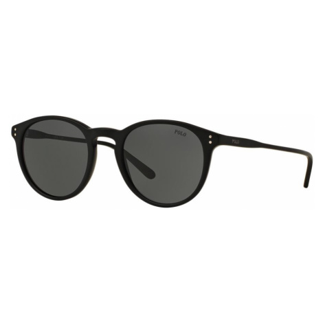 Polo Ralph Lauren Man PH4110 - Frame color: Black, Lens color: Grey-Black, Size 50-21/145