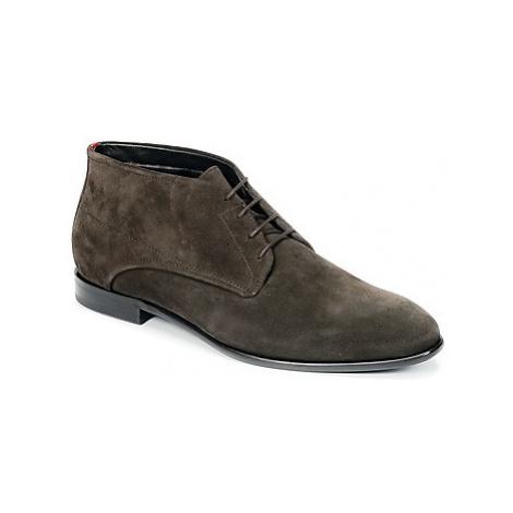 HUGO DRESSAPP DESB SDFUR men's Mid Boots in Brown Hugo Boss