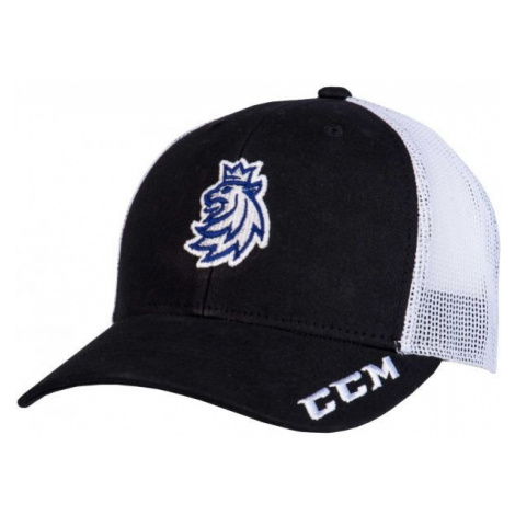 CCM TEAM MESH SNB black - Baseball cap