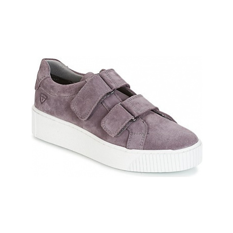 Tamaris TIMO women's Shoes (Trainers) in Grey
