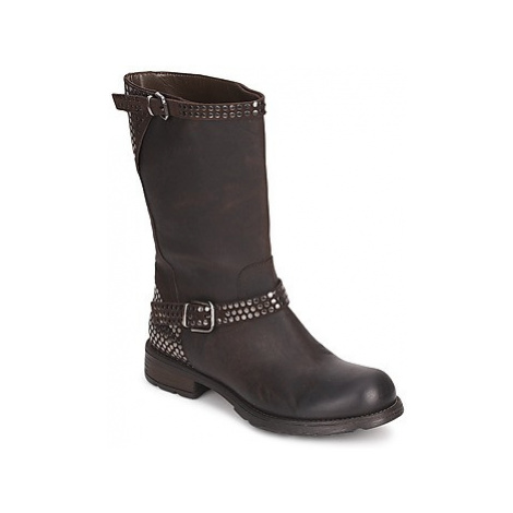 Now TAPIRA women's Mid Boots in Brown