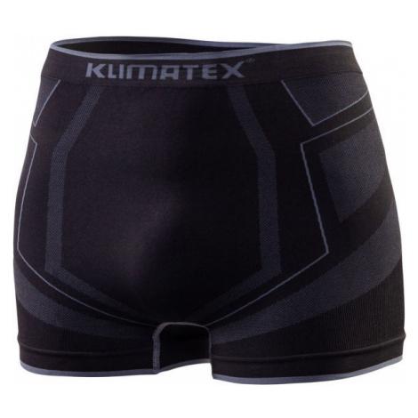 Klimatex ANDRIS - Men's functional seamless boxer shorts