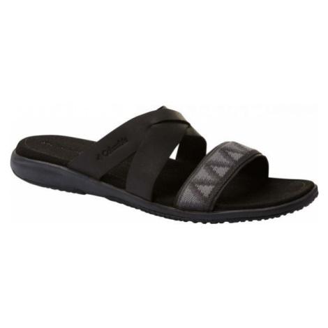 Columbia SOLANA SLIDE black - Women's sandals