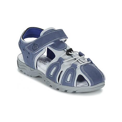 Citrouille et Compagnie GUFUMO boys's Children's Sandals in Blue