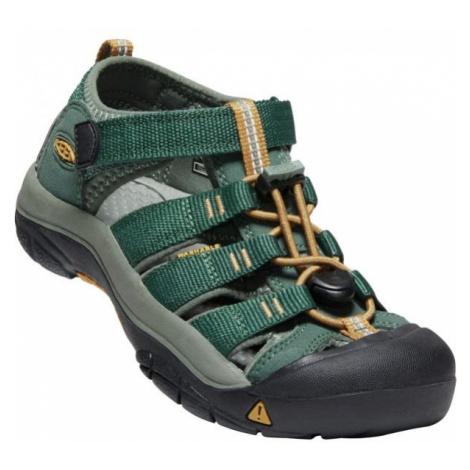 Keen NEWPORT H2 green - Outdoor sandals