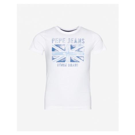 Pepe Jeans Anton Kids T-shirt White