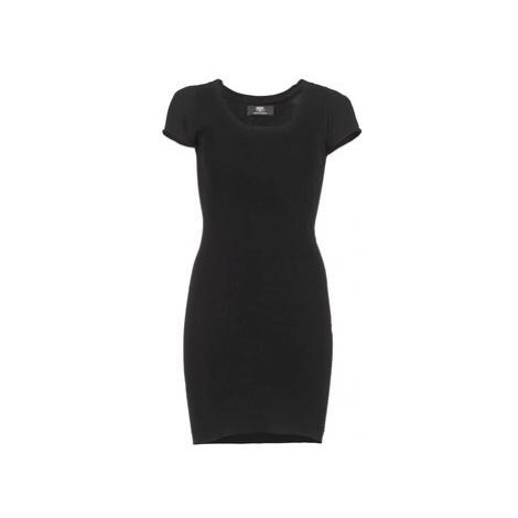 Le Temps des Cerises BRYN women's Dress in Black