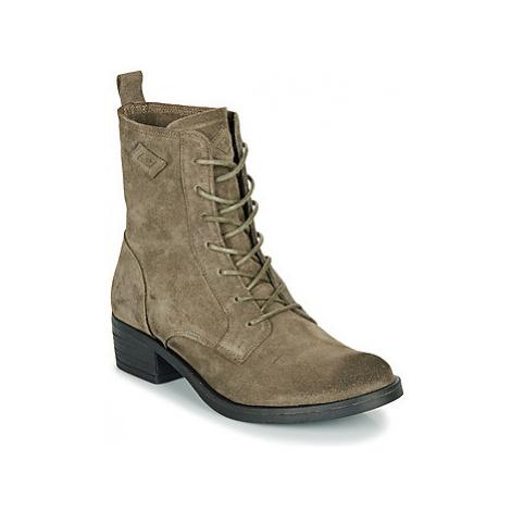 PLDM by Palladium RANCH women's Mid Boots in Grey