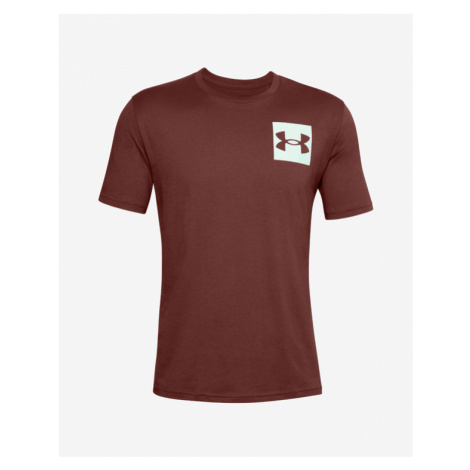 Under Armour Box Logo T-shirt Red