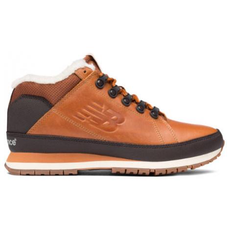 New Balance 754 Shoes - Camel