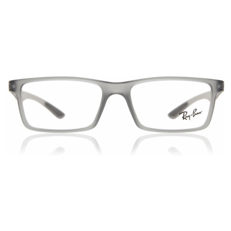 Ray-Ban Eyeglasses Tech RX8901 Carbon Fibre 5244