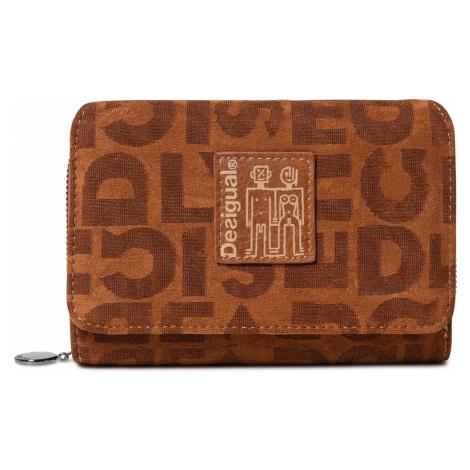 wallet Desigual 19WAYA15/Brand Maria Mini - 6000/Marron - women´s