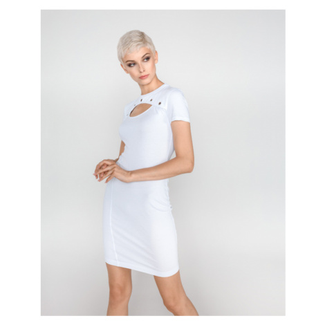 Versace Jeans Dress White