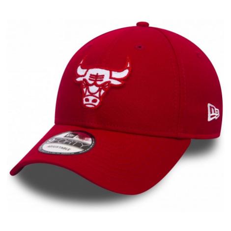 New Era 9FORTY FELT CHICAGO BULLS red - Club baseball cap