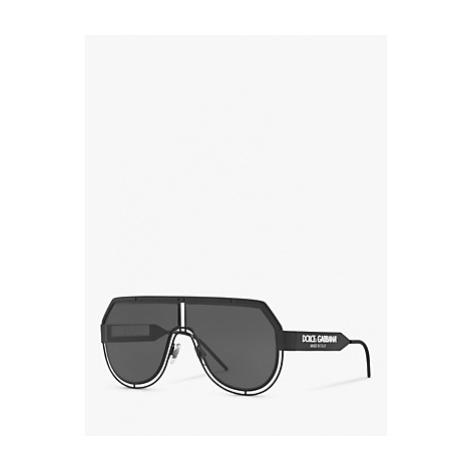 Dolce & Gabbana DG2231 Men's Mask Sunglasses