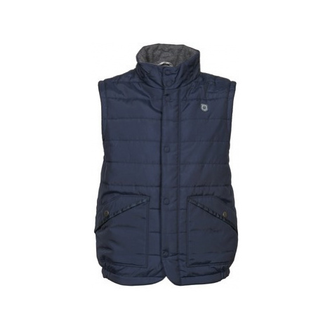 Serge Blanco STELVIO men's Jacket in Blue
