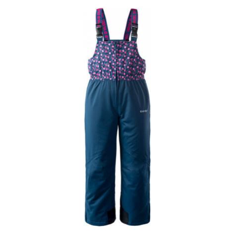 Hi-Tec HOREMI KIDS pink - Kids ski pants