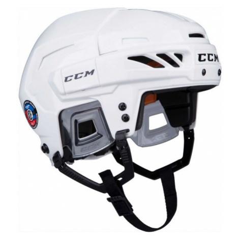 White hockey helmets