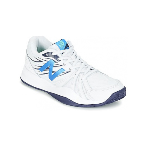 New Balance MC786 men's Tennis Trainers (Shoes) in White