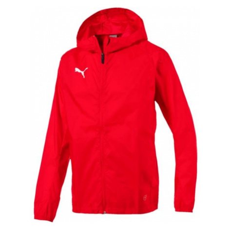 Puma LIGA TRAINING RAIN JKT CORE red - Men's jacket