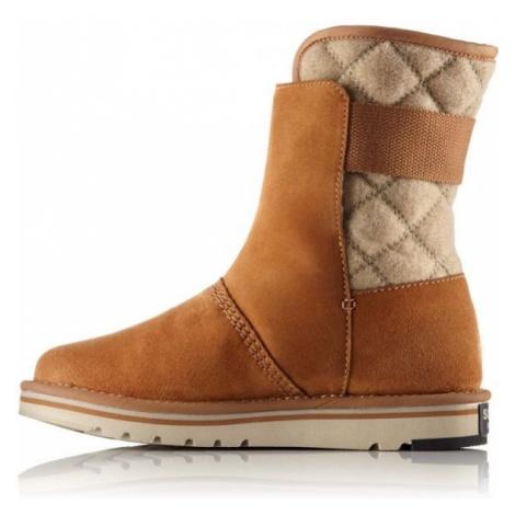 Sorel NEWBIE brown - Women's winter shoes