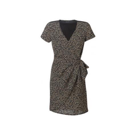 Ikks BP30165-02 women's Dress in Kaki