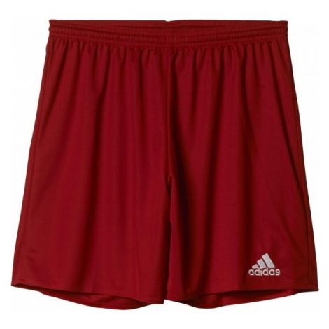 adidas PARMA 16 SHORT JR red - Junior football shorts