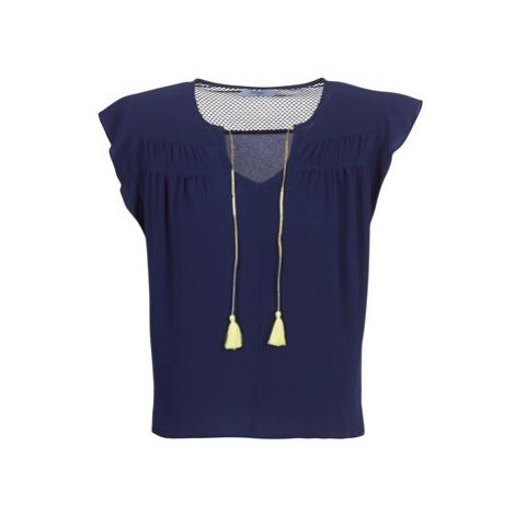 Betty London INNATIMBA women's Blouse in Blue