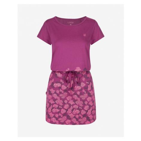 Loap Asmen Dress Pink