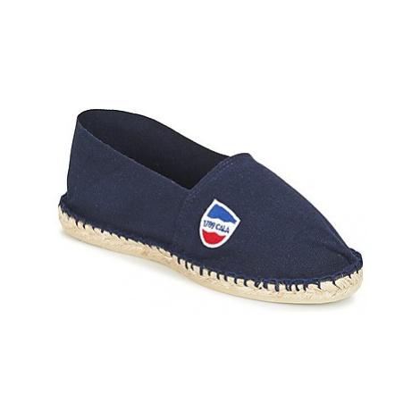 1789 Cala UNIE MARINE men's Espadrilles / Casual Shoes in Blue