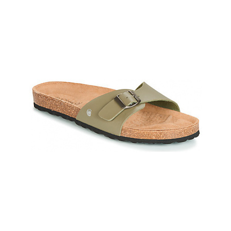 Casual Attitude JALAYAPO men's Mules / Casual Shoes in Green
