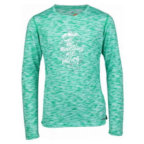 Head MAUI green - Girls' long sleeve T-shirt