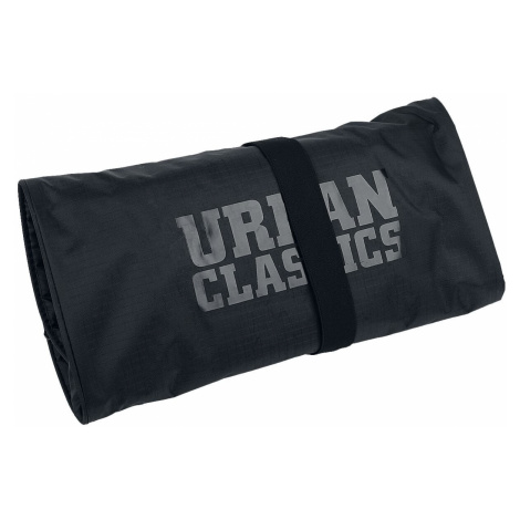 Urban Classics Cosmetic Pouch Festival Toilet bag black