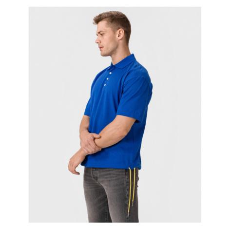 Diesel T-Plato Polo t-shirt Blue