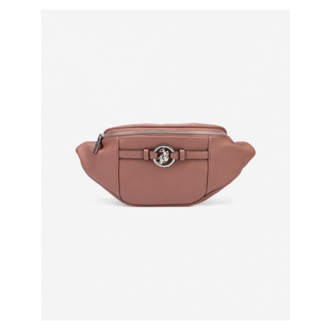 U.S. Polo Assn Delaware Fannypack Brown