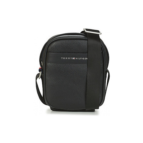 Tommy Hilfiger TH BUSINESS MINI REPORTER men's Pouch in Black