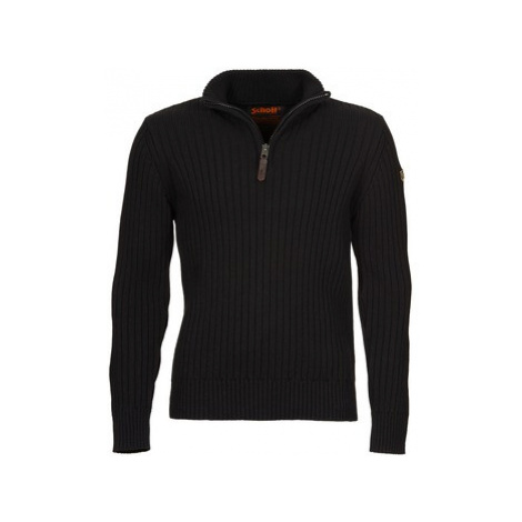 Schott RAGE 2 men's Sweater in Black Schott NYC