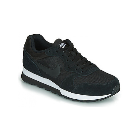 Nike MD RUNNER 2 W women's Shoes (Trainers) in Black