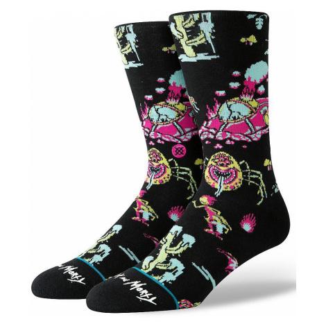 socks Stance Crash Landing - Black