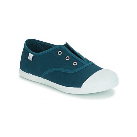 Citrouille et Compagnie RIVIALELLE boys's Children's Shoes (Trainers) in Blue